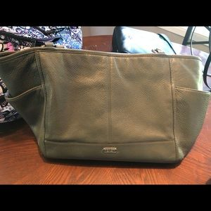 Coach Olive Green Purse